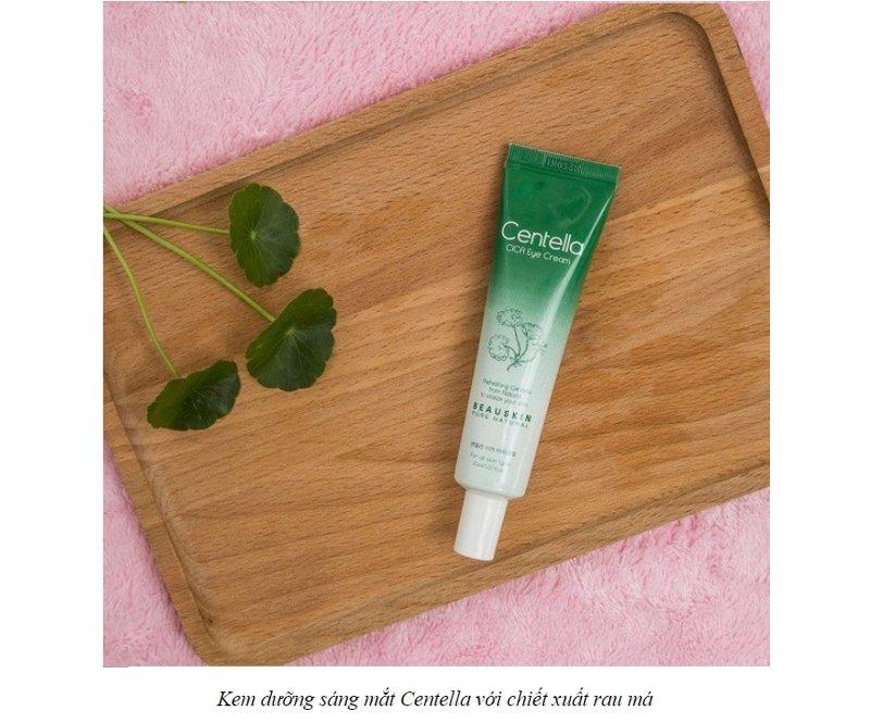 Beauskin centella cica eye cream